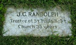 John Carter Randolph
