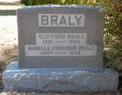 Mabelle <I>Considine</I> Braly