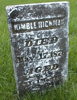 Kimble Hickman