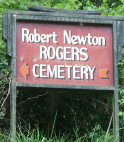 Robert Newton Rogers Cemetery