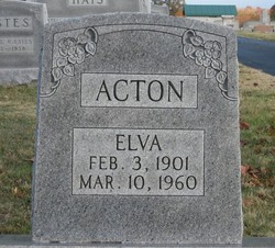 Elva Acton