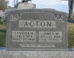 James Madison Acton