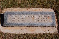 Annie A Eastman