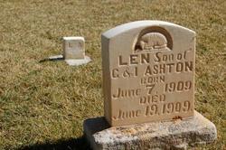 Len Ashton