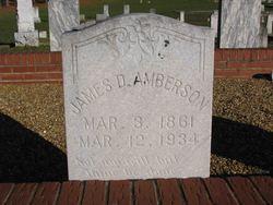 "James Jefferson Davis ""Jeff  Dave"" Amberson"