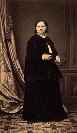 Mathilde Franziska <I>Giesler</I> Anneke