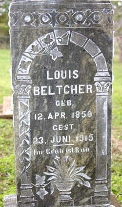 "Ludwig Conrad August ""Louis"" Bettcher"
