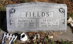 "Badwater ""Pete"" Fields"