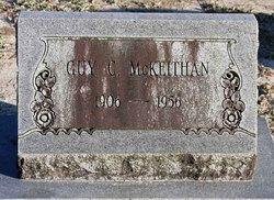 Guy Carlston McKeithan