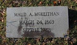 Maud Ashley <I>Pigott</I> McKeithan