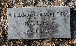 William Oscar McKeithan