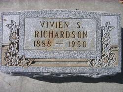 Helen Vivien <I>Snyder</I> Richardson