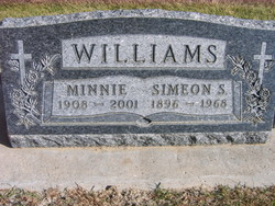 Minnie <I>Nielsen</I> Williams