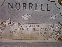 Evangeline <I>Lawrence</I> Norrell