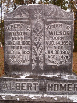 Albert C. Wilson