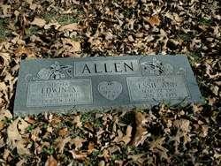 Edwin A Allen
