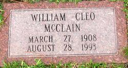 William Cleo McCLAIN, Sr