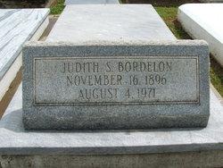Judith Amelia <I>Spotorno</I> Bordelon