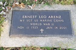 Ernest Leo Arenz