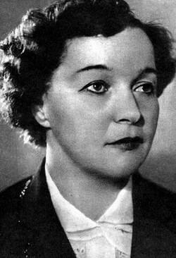 Vera Petrovna Maretskaya