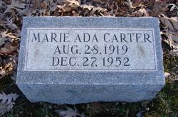 Marie Ada Carter