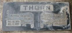 Mary Sophia <I>Nielsen</I> Thorn