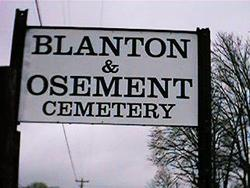 Osment Cemetery