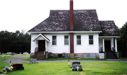 Mines Methodist Church Cemetery