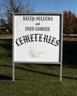 Riley Sellers and Fred Cumbee Cemeteries