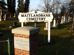 Maitlandbank Cemetery