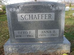 Anna Bell <I>Trost</I> Schaffer
