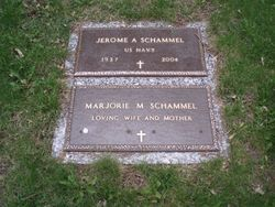 """Jerome Albert """"Jerry"""" Schammel"""