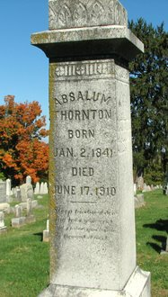 Corp Absalom Thornton