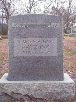 Almous A. Cash