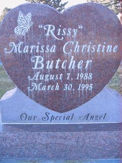 """Marissa Christine """"Rissy"""" Butcher"""