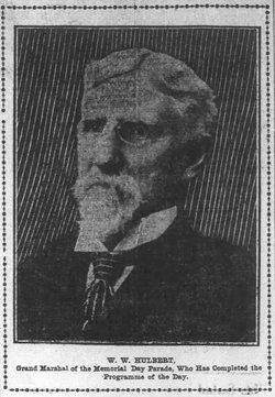 """William Wilcox """"Will"""" Hulbert"""