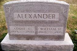 "William Harvey ""Tob"" Alexander"