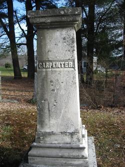 Mary <I>Perkins</I> Carpenter