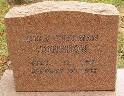 Reba <I>Chapman</I> Johnson