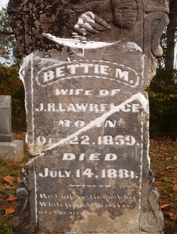 Bettie M. <I>Revel</I> Lawrence