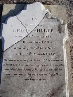 Lewis Hayne Shuler, Jr