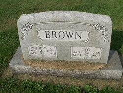 Audrey Z Brown