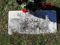 Bennie Bolch Sturgis