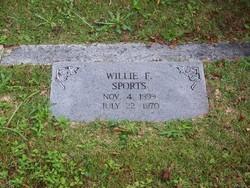 Willie Frederick Sports