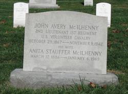Anita Maria <I>Stauffer</I> McIlhenny