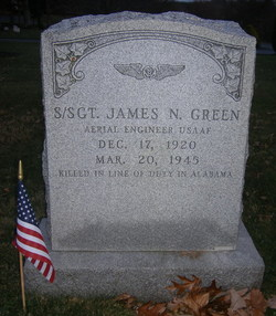 SSGT James N. Green