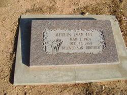 Merlin Evan Lee