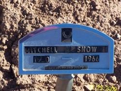 Mitchell Leon Snow