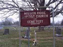 Mission Ridge Cemetery
