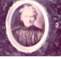 Mary A. <I>Fulgham</I> Adams